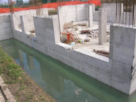 Penetron Admix - priedas į betoną hidroizoliavimui