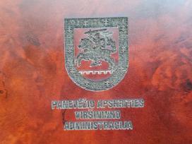 Panevežio apskrities viršininko administracija - nuotraukos Nr. 4