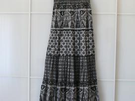 Ilga suknelė vasarai