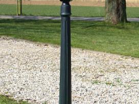 Prestono Sodo Žibintas, 80 cm, vidaxl