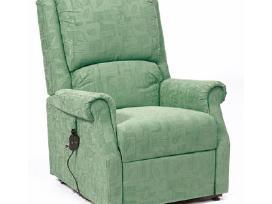 Daugiafunkcinis medžiaginis fotelis - nuotraukos Nr. 3
