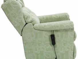 Daugiafunkcinis medžiaginis fotelis - nuotraukos Nr. 2