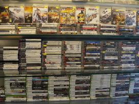 PS3 fifa 08,09,10, 11, 12 žaidimai nuo 3 eur
