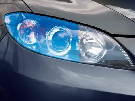 Automobilių žibintų, stiklų tonavimo plėvelės - nuotraukos Nr. 2