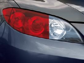 Automobilių žibintų, stiklų tonavimo plėvelės - nuotraukos Nr. 3