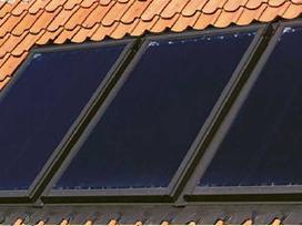 Vandens šildymo saulės kolektoriai