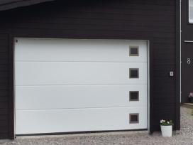 **Pakeliami Garažo vartai su automatika** - nuotraukos Nr. 4