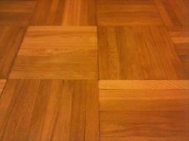 Medinių grindų ir parketo šlifavimas