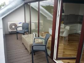 Naujas šviesus butas su terasa Trumpalaike nuoma - nuotraukos Nr. 7