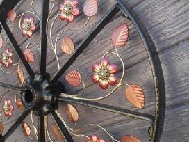 Ratas - vidaus ir lauko dekoracija - nuotraukos Nr. 5