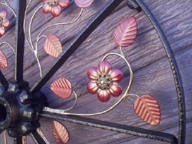 Ratas - vidaus ir lauko dekoracija - nuotraukos Nr. 6
