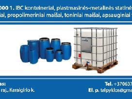 Statinės/ibc Konteineriai