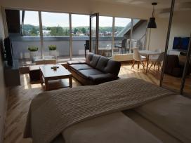 Naujas šviesus butas su terasa Trumpalaike nuoma - nuotraukos Nr. 2
