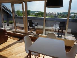 Naujas šviesus butas su terasa Trumpalaike nuoma - nuotraukos Nr. 3