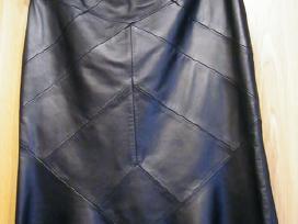 Odinis sijonas, juodas, naujas.