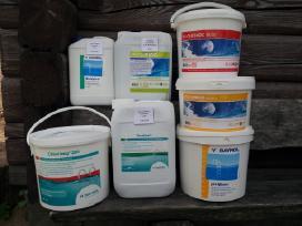 Baseinų chemija, priežiūros priemonės - nuotraukos Nr. 2