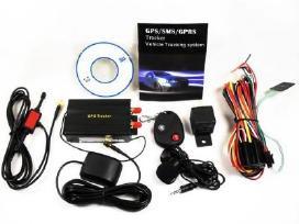 GPS sekimo sistema, stebek telefonu ir kompiuteriu