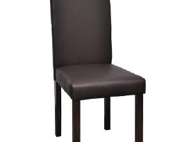 Dvi Valgomojo Kėdės, Ruda Oda, vidaxl