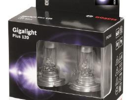 Halogenines, Xenon, Led lemputės automobiliams