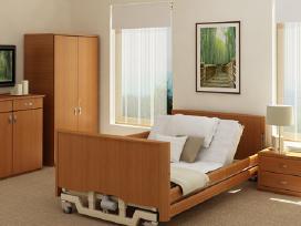 Plati funkcinė slaugos lova Bradshaw Bariatric