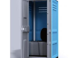Biotualetas, Plastikinis lauko tualetas.