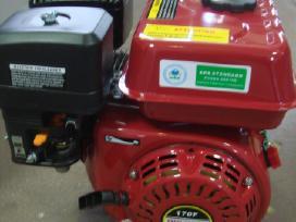 Varikliai benzininiai / dyzeliniai