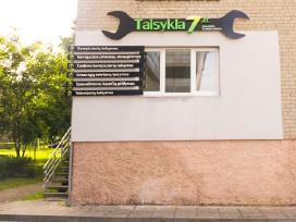 Nr1 riedžių remontas Vilnius, Kaunas, Klaipėda