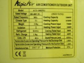 Kondicionierius Alpic Air Aco-100hps3