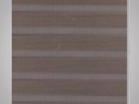 Zebra Žaliuzė, Roletas 80 x 175 cm, Kavos Spalvos