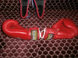 Blitz-iranga Kickboksingui.