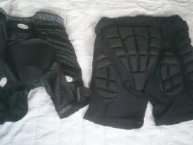 Moto šarvai,kojų,stuburo apsaugos,šortai