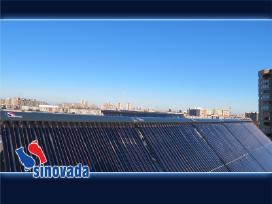 Saulės kolektoriai Germanstar Hp 70 Pilno vakuumo