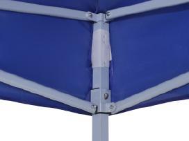 Mėlyna Sulankstoma Palapinė 3x3 m, vidaxl