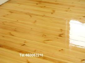 Slifavimas grindu ,parketo.lakuotu,dazytu,atnaujin