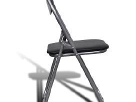 6 Sulankstomos Kėdės, vidaxl