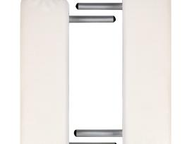 Sulankstomas Masažo Stalas su Aliuminio Rėmu