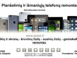Telefonų ekranų keitimas / remontas klaipėda