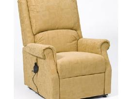 Daugiafunkcinis medžiaginis fotelis
