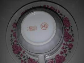 Porcelianiniai ir moliniai servizai,stiklines