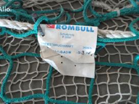 Labai stiprūs, geros kokybės tinklai Rombull