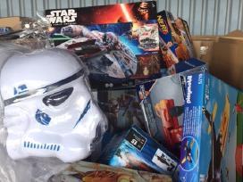 Grąžintini žaislai ir vaikiškos prekės