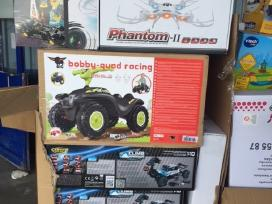 Nekondiciniai žaislai paletėmis