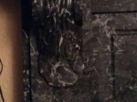 Antikvariatine zidinio apdaila.