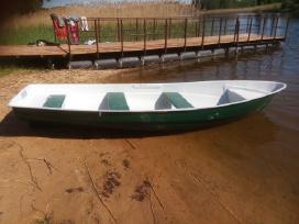 Didelė plastikinė valtis, dalinai dviguba - nuotraukos Nr. 4