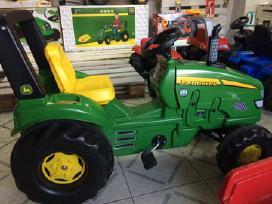 Minamas traktorius traktoriukas
