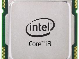 Keletas procesorių! Intel Amd