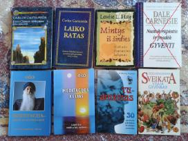 Parduodamos knygos