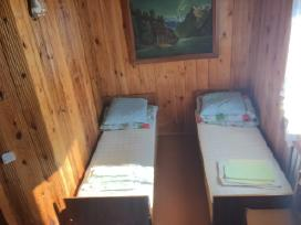 Kambarių nuoma prie ežero
