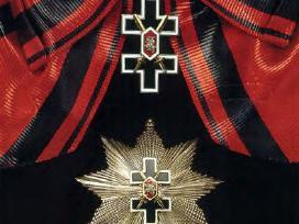 Perku ordinus, apdovanojimus, ženkliukus