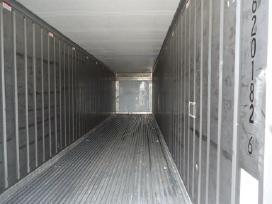 Naudoti jūriniai konteineriai sandėliavimui - nuotraukos Nr. 5